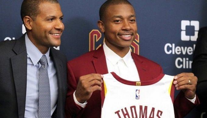 Томас может до конца 2017 года дебютировать в Кливленде