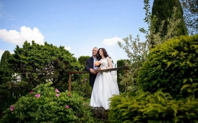 З'явилися фото з весілля нардепа Гаврилюка