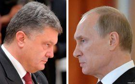 Порошенко пішов на вдалий блеф в боротьбі з Путіним - політолог