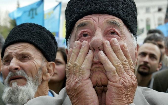 Українцям розповіли, в чому кримські татари обійшли інші народи колишнього СРСР