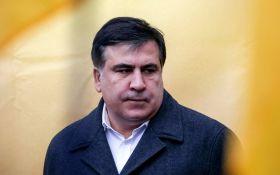 МихоМайдан: Саакашвили под стенами Рады потребовал отставки Порошенко, появилось видео