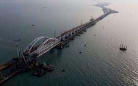 Міст через Керченську протоку: окупанти вибрали нову назву