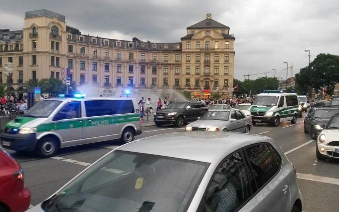 Атака терориста в Мюнхені: з'явилися нові сумні подробиці