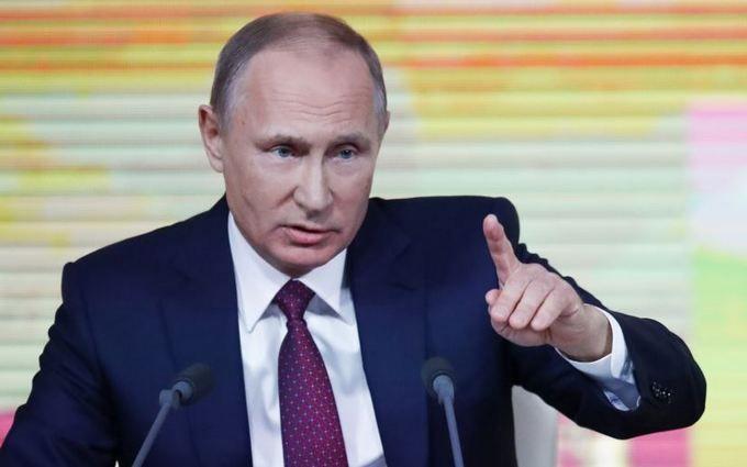 Нечистоплотна гра: Путін висунув гучні особисті звинувачення Порошенко