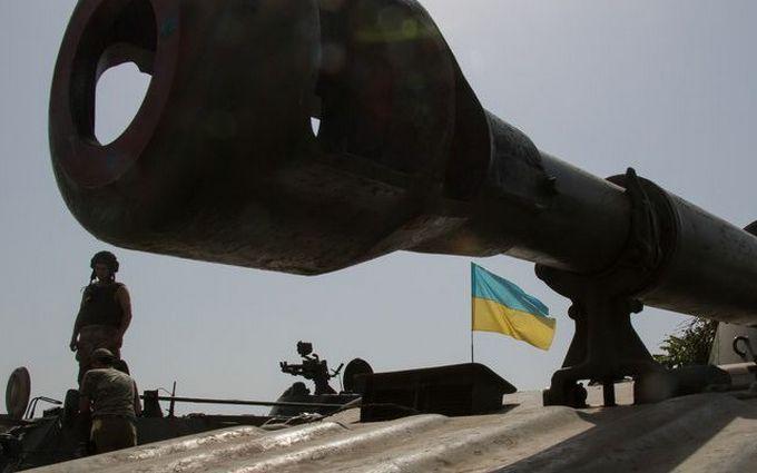 Потерь среди украинских военных нет— штаб АТО