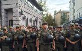 Столкновения у дипведомств России в Украине: фото, видео и все подробности