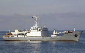 Катастрофа корабля РФ в Черном море: стало известно о спасении моряков