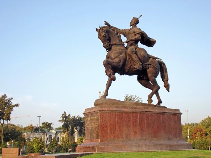 До появления русских в Средней Азии ездили на слонах – путешественник Евгений Ихельзон (2)