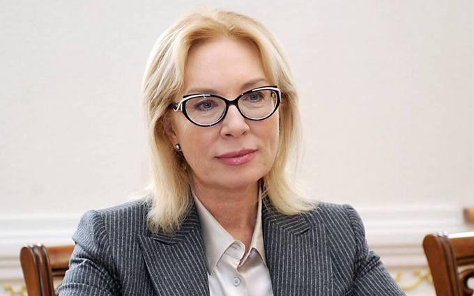 Денисова: четверо россиян просят Путина обменять их на украинцев