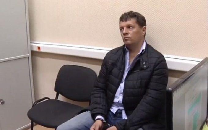 Українському в'язневі Путіна принесли першу передачу: з'явилися фото і сумні подробиці