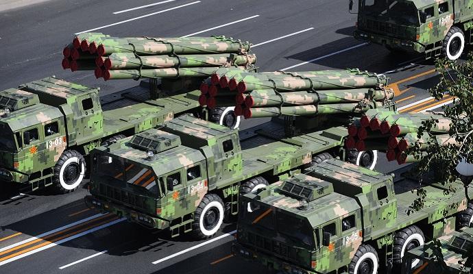 Китайская армия разместила ракеты на спорном острове - СМИ