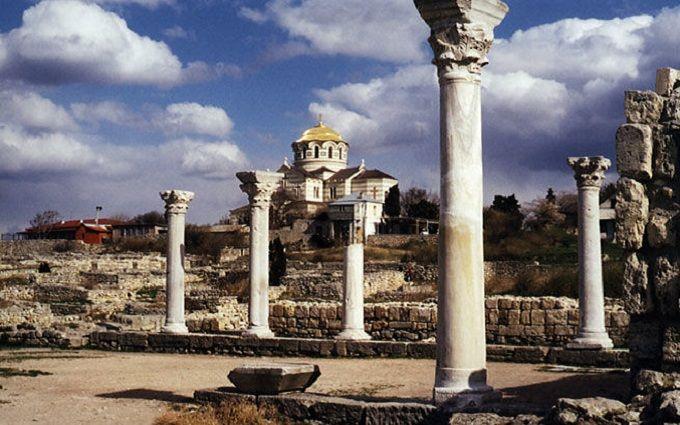Крымская епархия претендует намузей-заповедник «Херсонес Таврический»