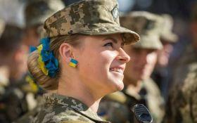 Снайперки, пулеметчицы, гранатометчицы: сколько украинок участвуют в боевых действиях на Донбассе