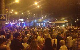 У Києві придумали оригінальний спосіб протесту проти скандальної забудови: опубліковано відео