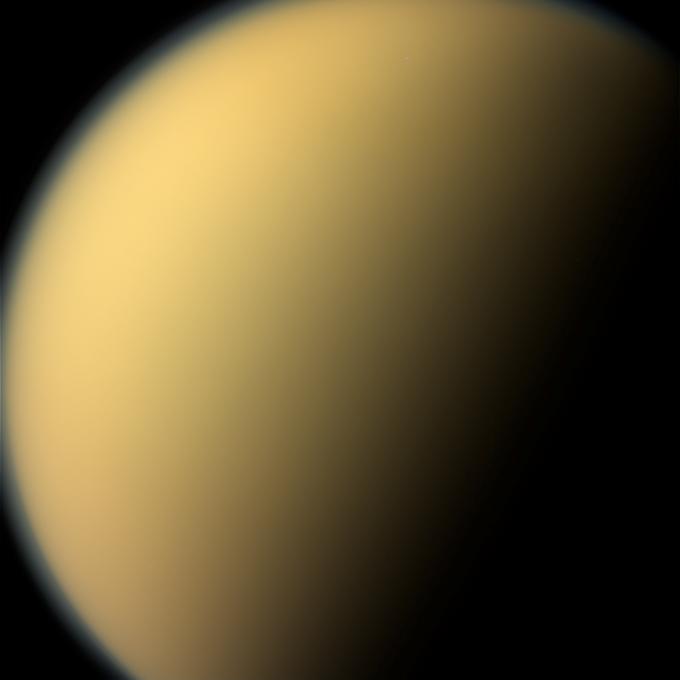 Cassini завершил свою миссию на Сатурне: появились последние фото (1)