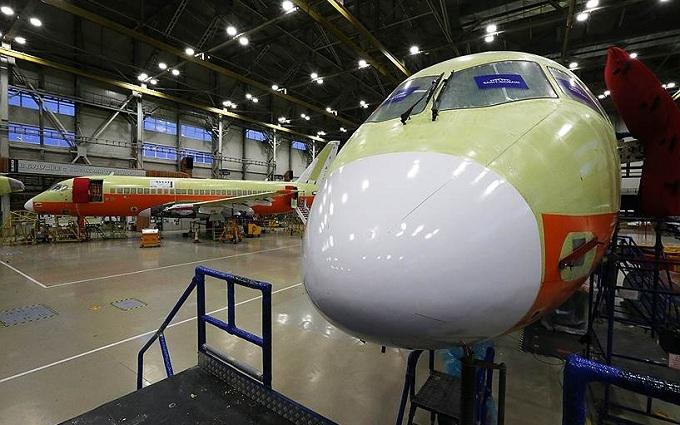 Пафосний російський авіапроект визнали нерентабельним