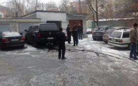 В Харькове взорвали авто бывшего замначальника областной полиции: появилось видео