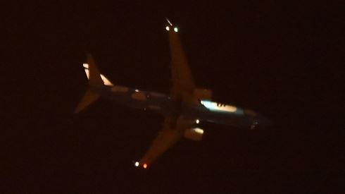 В Ізраїлі аварійно сів літак, який летів до Києва: з'явилися фото, відео та подробиці (2)