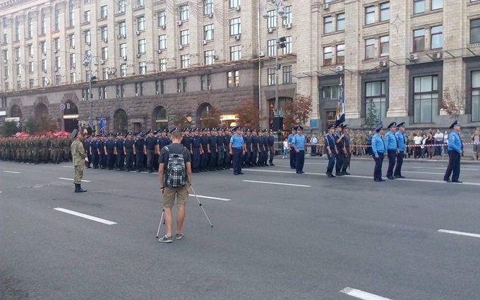 Краса і гордість: в соцмережах захоплюються фото з репетиції параду в Києві
