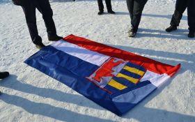 На заході України відбувся сепаратистський інцидент: опубліковані фото