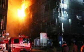 В больнице Южной Кореи произошел масштабный пожар, десятки погибших: опубликовано видео