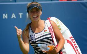Знаменитая украинская теннисистка поднялась в мировом рейтинге