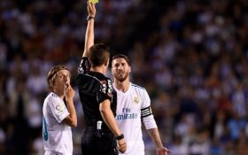 Реал подаст апелляцию на удаление Рамоса – Marca