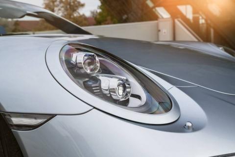 TechArt представила допрацьований кабріолет Porsche 911 Turbo S (10 фото) (4)