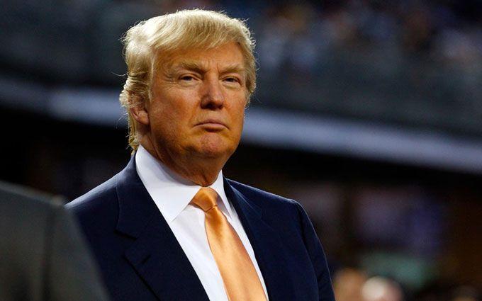 У США чоловік заліз на хмарочос заради Трампа: опубліковані відео