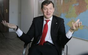 """""""Дави красную гниду"""": в Киеве нардепы подрались из-за Ляшко"""