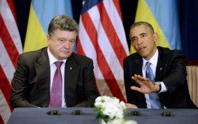 Порошенко розповів про важливі переговори з Обамою