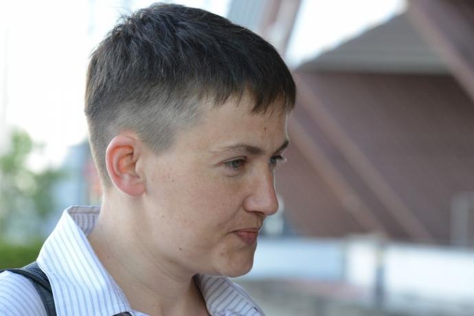 Савченко в Європі зустріли оплесками (1)