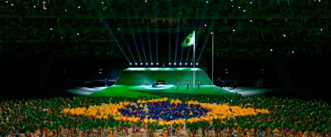 Церемония открытия Паралимпиады-2016: фото и видео из Рио (64)
