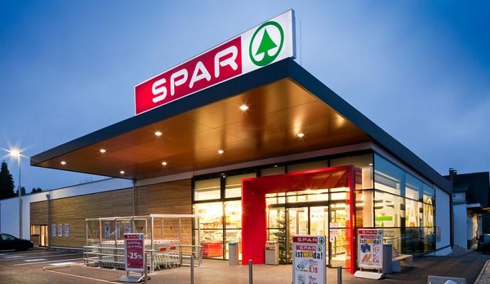 Сеть супермаркетов SPAR обозначила на своей продукции Крым частью РФ