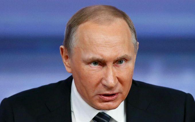 Путін виступив з резонансною промовою в окупованому Криму