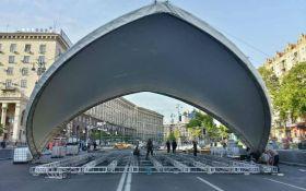 Як виглядатиме головна фан-зона Євробачення-2017: ексклюзивний фоторепортаж