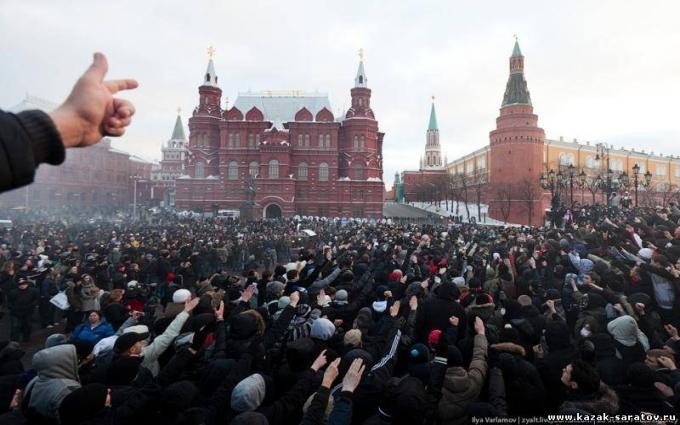 Революція загрожує Путіну тільки в одному випадку - російський журналіст