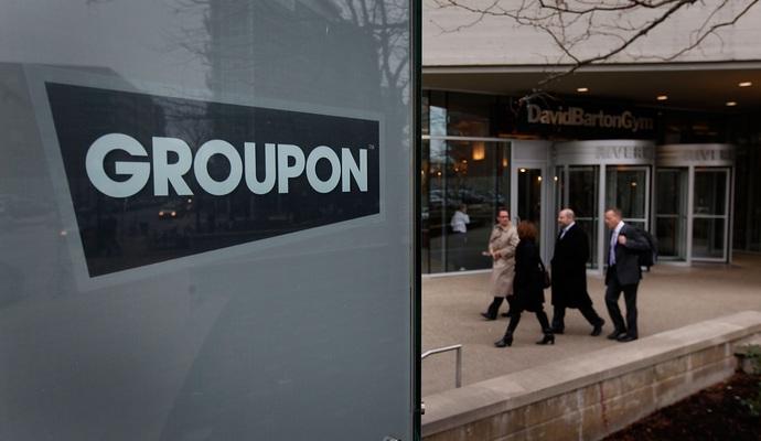 Сервис скидок Groupon прекращает деятельность в Украине