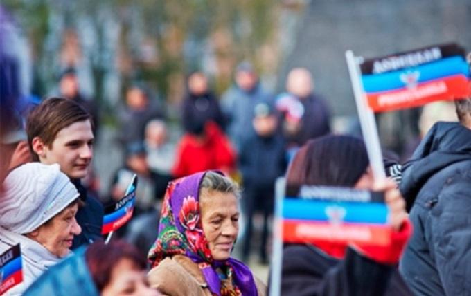 """Українцям докладно розповіли, як жителі Донбасу відмовляться від """"Новоросії"""""""