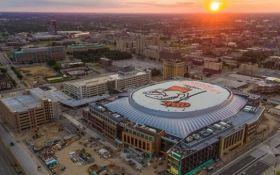 Представлена «начинка» новой арены Детройта