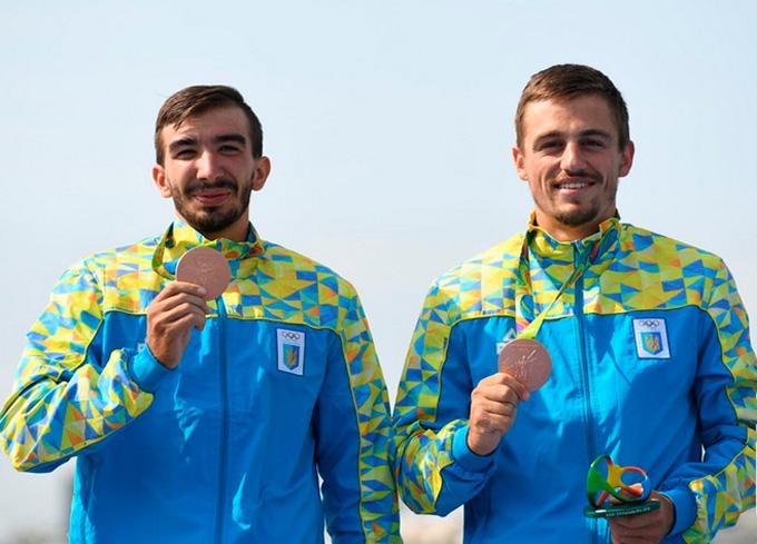 Усі медалі України на Олімпіаді-2016 в Ріо-де-Жанейро: опубліковані фото (11)