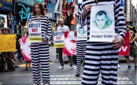На сайте Белого дома разместили петицию с призывом спасти Олега Сенцова
