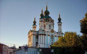 Андреевскую церковь пытались поджечь - шокирующие подробности