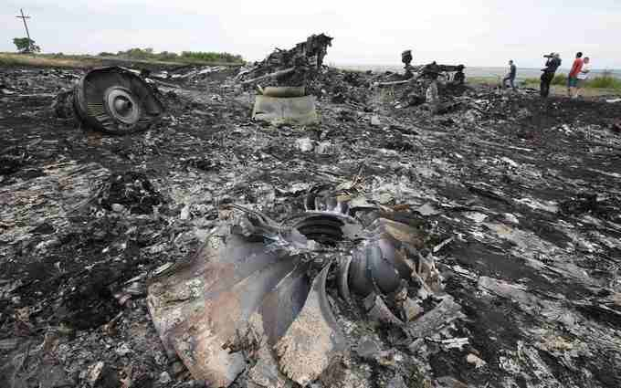 Оприлюднено фото запуску ракети, яка збила MH17 над Донбасом