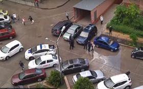 В Одесі сталася масова бійка зі стріляниною, постраждав поліцейський: опубліковані відео