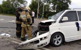 В России в смертельное ДТП попал автобус с украинцами: есть погибшие