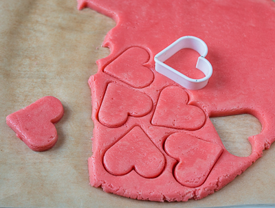 Рецепт ко Дню святого Валентина: Печенье «Валентинки» (фото) (6)