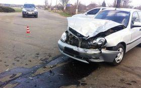 На Донбассе произошло масштабное ДТП: пострадали четверо детей, появились фото
