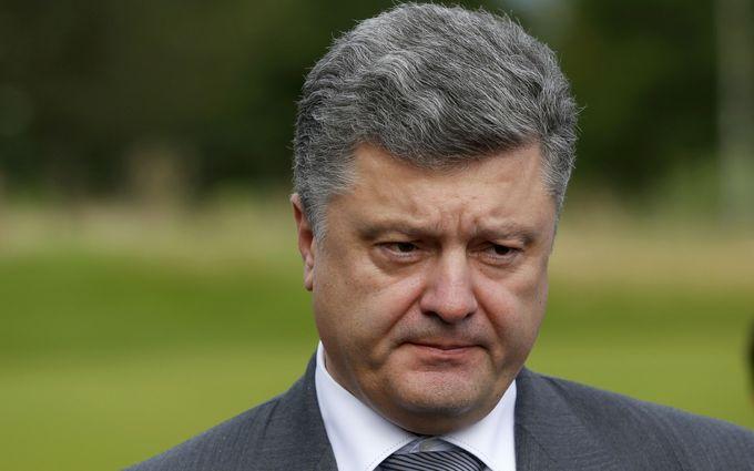 Порошенко зробив резонансну заяву щодо санкцій проти Росії