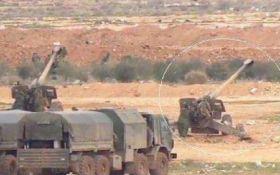 Росія відправила артилерію у Сирію - Fox News